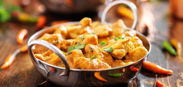 كيفية عمل طعام هندي