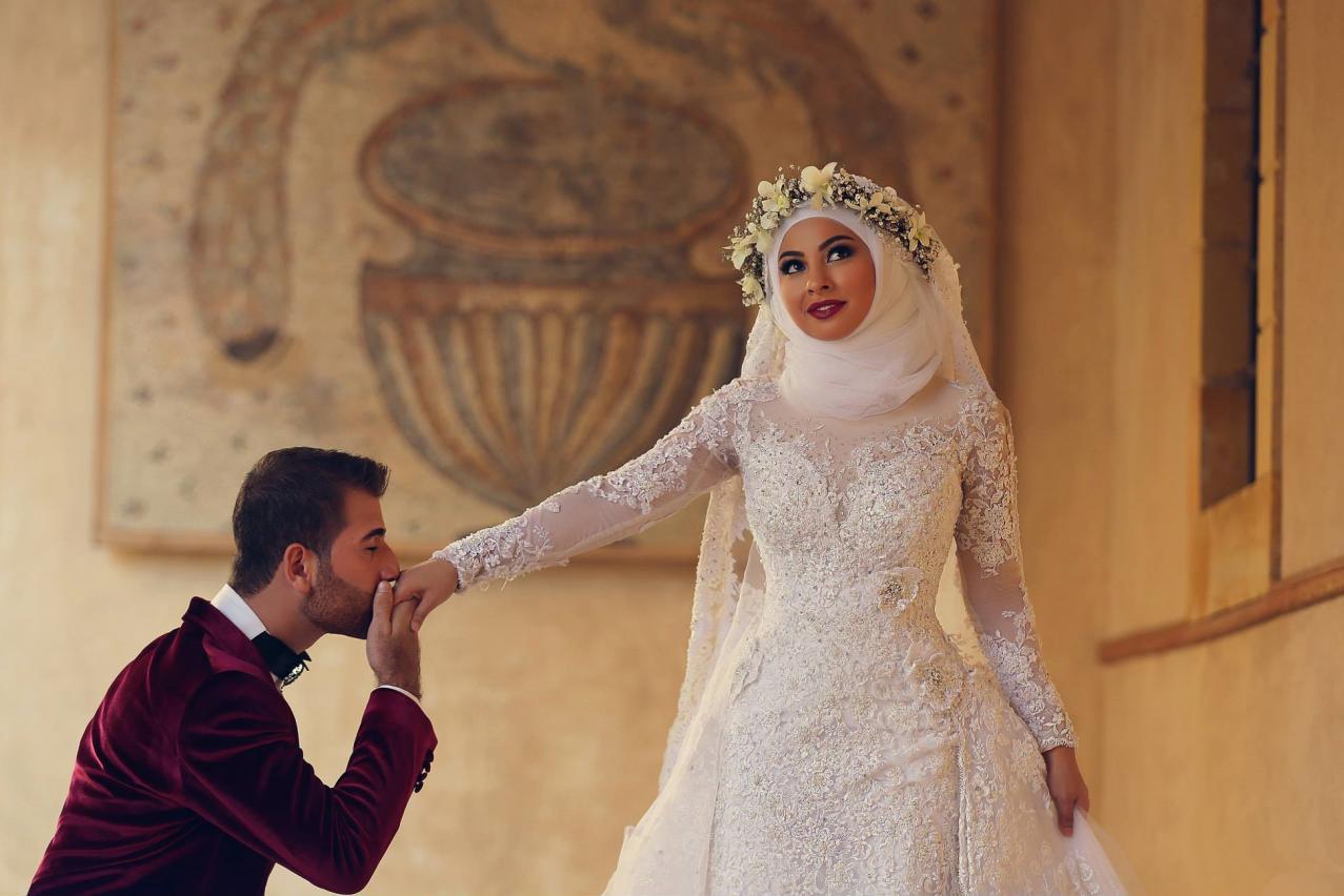 صورة عرائس اول سنه زواج 1416