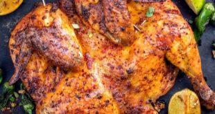 طريقة عمل تتبيلة الدجاج المشوي - صلصات -