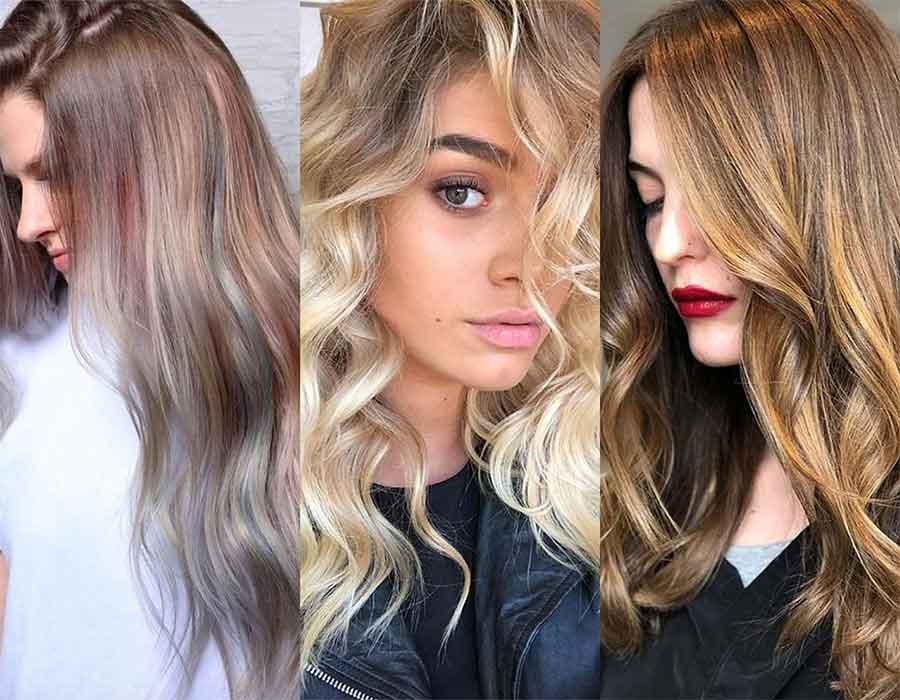 أجمل الوان صبغات الشعر التي تناسب فصل الصيف | احكي