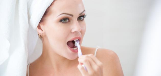 طرق النظافة الشخصية للمرأة  موضوع