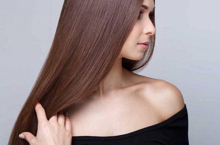 اروع معالج للشعر لتحصلى على شعر ناعم و حريرى | Yasmina