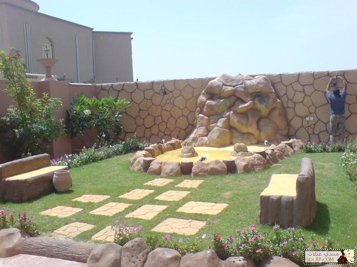 تصميمات و افكار الحدائق الصغيرة ديكورات الحدائق احلى الديكورات لحدائق البيت  مجلة قمر بغداد