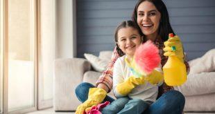 21 فكرة من أجل منزل نظيف ولامع