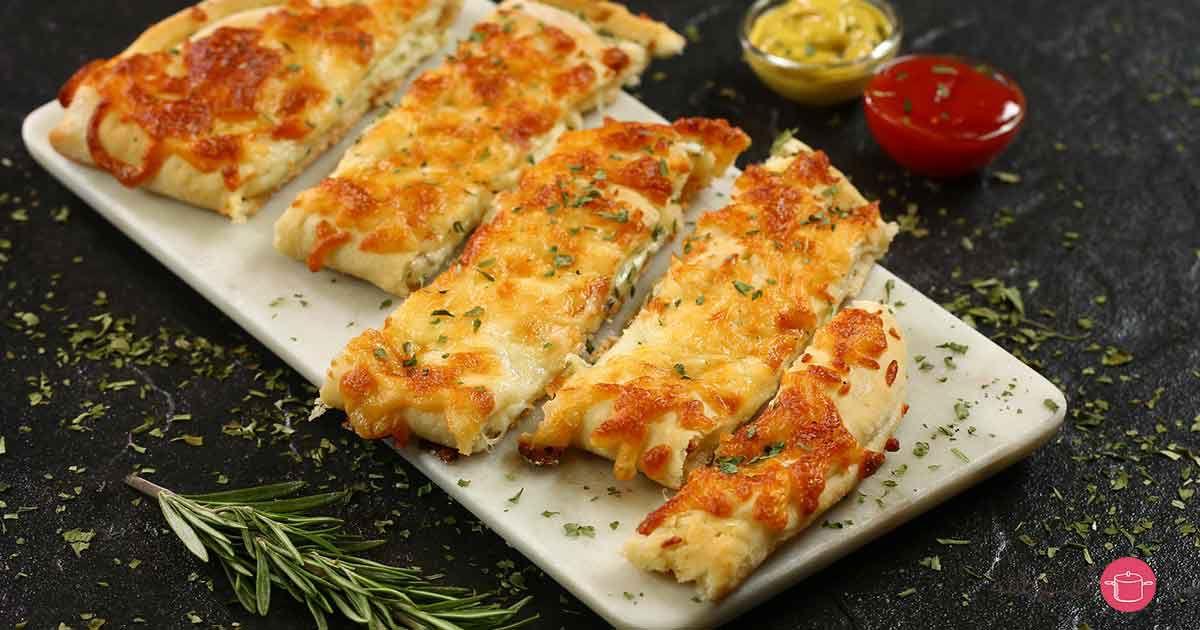 صورة رولات العيش بالجبن لا تقاوم بالخطوات المصورة 1322 2