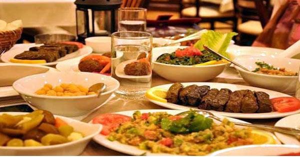 صورة عزومة عشاء في السريع وبالصور 1369 3