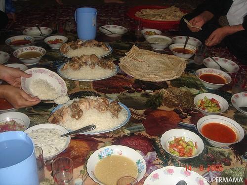 صورة عزومة عشاء في السريع وبالصور 1369 5