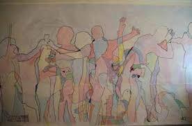 المدربه اللي رسمت جسمي رسم وبريشة فنان في 30 يوم