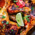 طريقة عمل دجاج تركي بالفرن - وصفات دجاج -