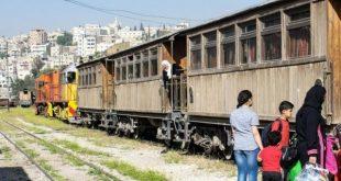 اقراي حكاية سكة الحديد الممتدة من تركيا الى المدينة المنورة وشاهدي العجب العجاب بالصور