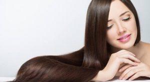 لزيادة ونعومة الشعر
