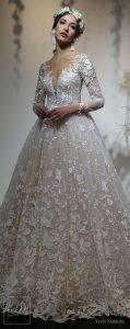 فستان زواجي يابنات الرياض