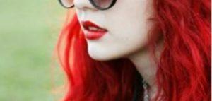 اي وحدة صبغت شعرها لون احمر وصبغت بعده لون اخر تتفضل هن