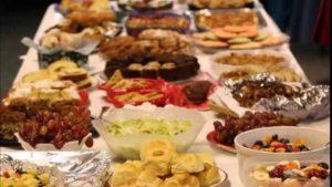 فطورنا لاول يوم ب رمضان من يدين ام شادن مع الصور والخطوات